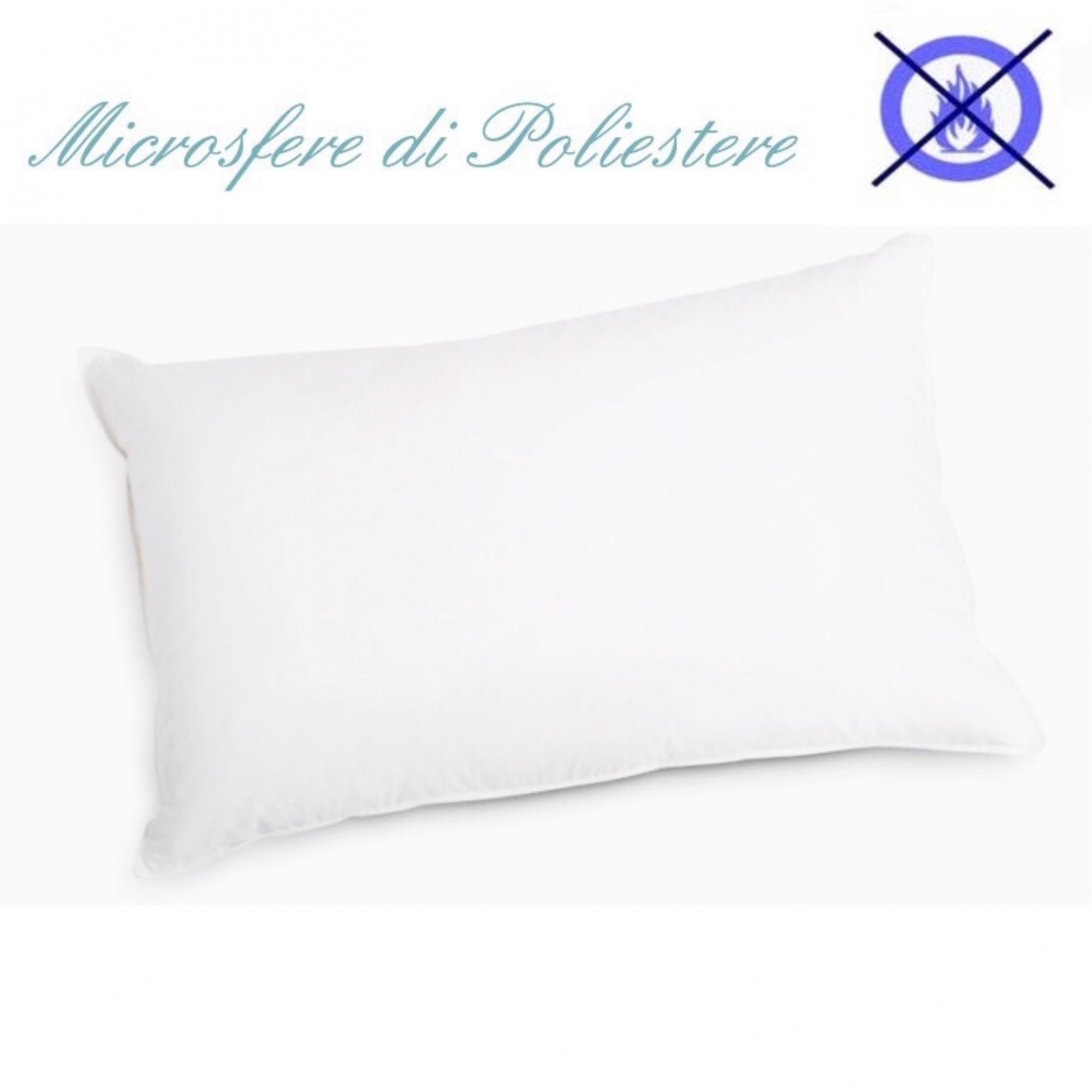 Pillows Online Sale Sale Of Pillow Microrollo Flam Retard Mis 50x80 Online