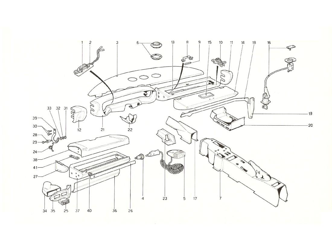 ferrari 308 workshop wiring diagram