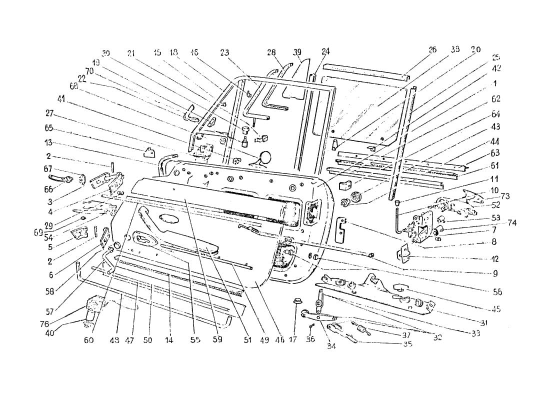 ferrari 365 wiring diagram