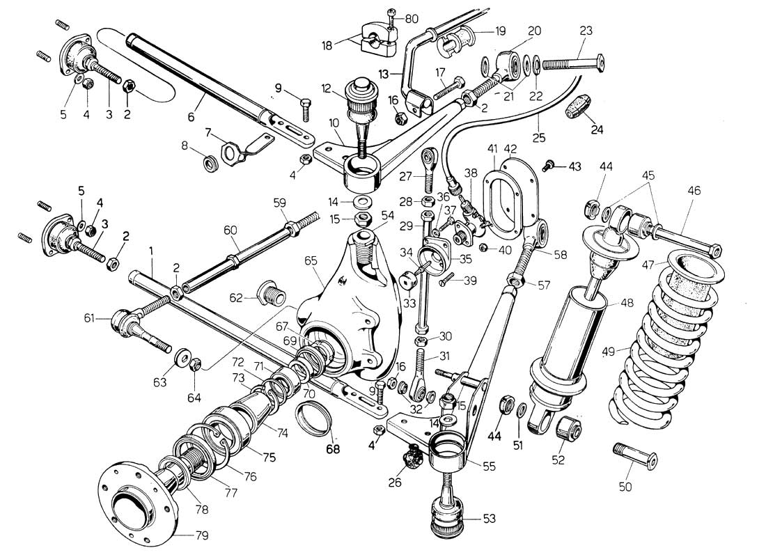 lamborghini countach workshop wiring diagram