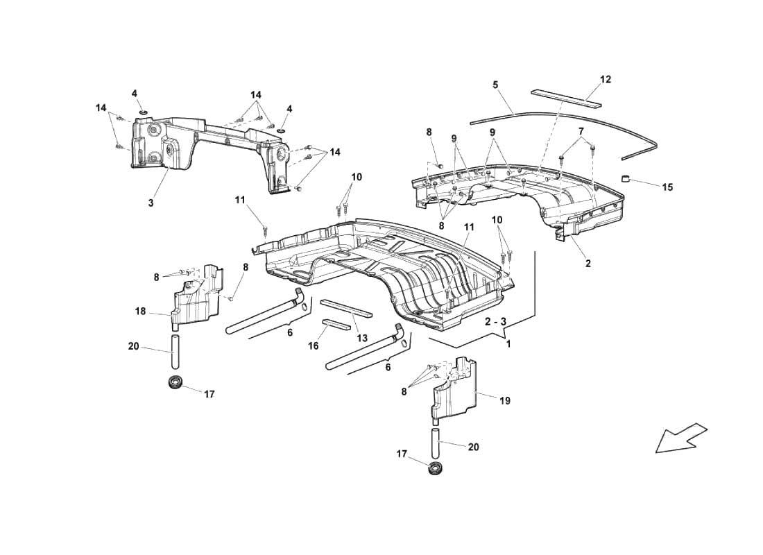 lamborghini miura wiring diagram