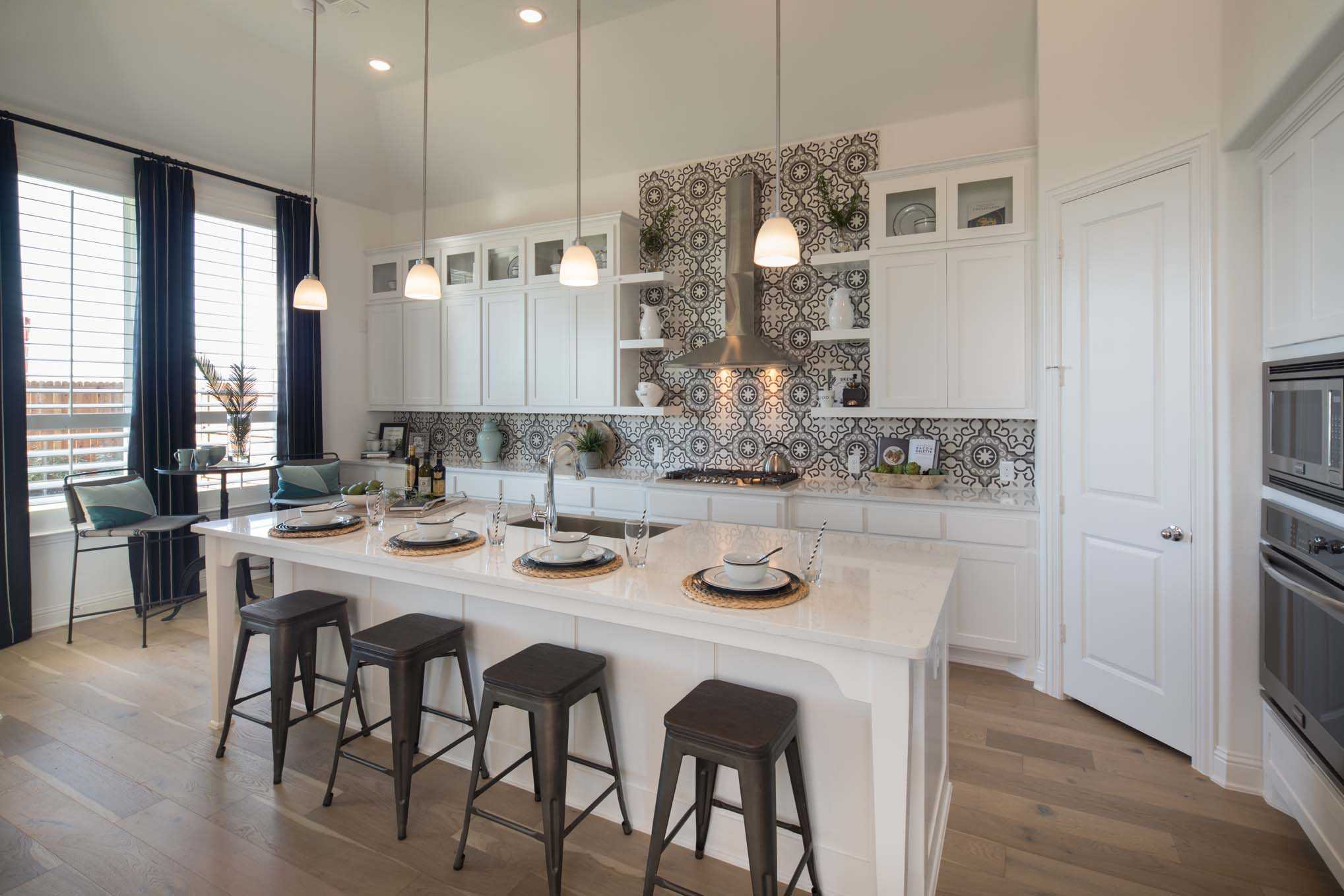 Tavola Park New Homes In Tavolo Park 50ft Lots Home Builder In Ft Worth Tx