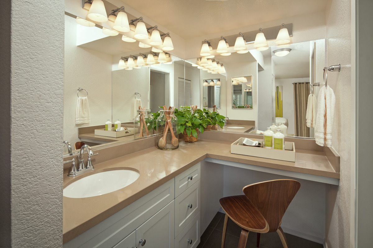 Apartment Bathroom Decorating Ideas Irvine Company Apartments