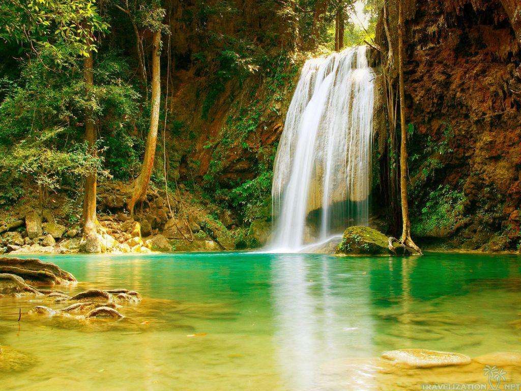3d Live Waterfall Wallpaper For Desktop List Of Waterfalls In Jamaica