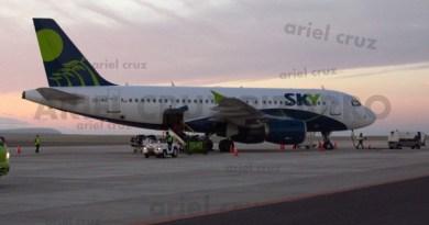 sky airline - ccaic - airbus - a319 - cpo - copiapó - sky116