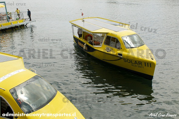 solar 1 - solar 3 - tfs - valdivia - taxis solares fluviales