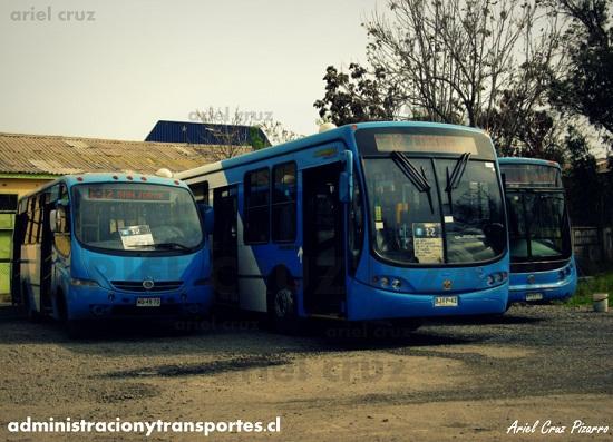 Pucará - WG4870 - Urbanuss Pluss - BJFP42 - Tronador - WH2070 - E12 - Victoria