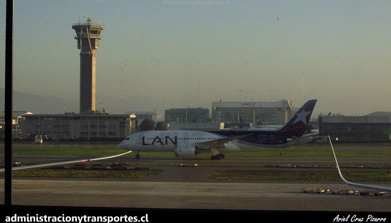 LAN Airlines Aeropuerto de Santiago, SCL