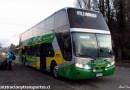EV: Buses Liquiñe en viaje Santiago – Lican Ray, Busscar Panorâmico DD