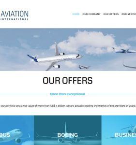 Screenshot CD-Aviation Cut