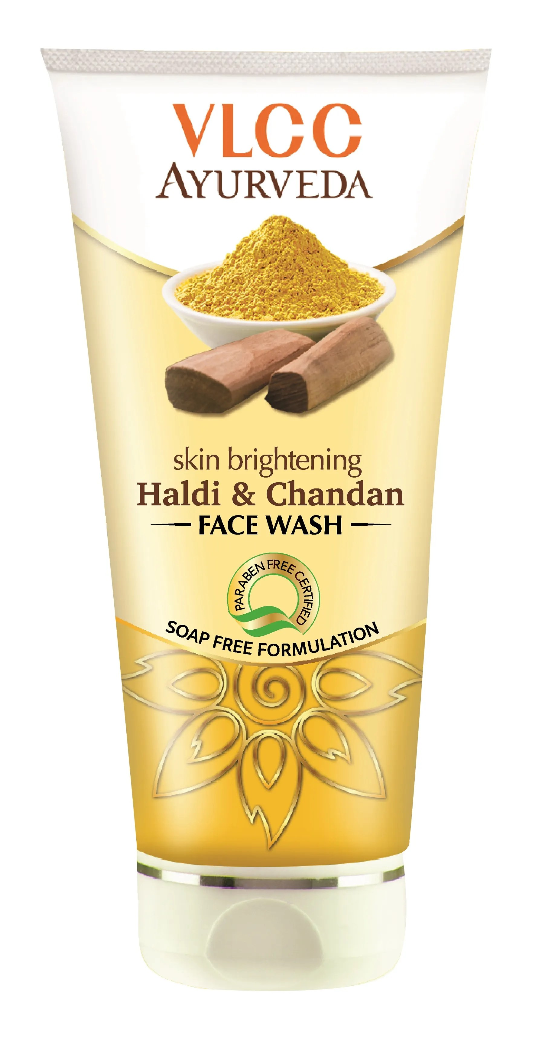 Arte Boutique Ibi Buy Vlcc Ayurveda Skin Brightening Haldi Chandan Face Wash At