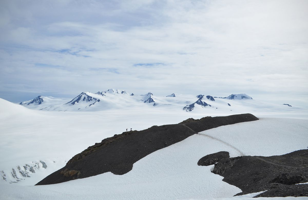 Amazon Us Customer Service Hike The Harding Icefield Trail And Be Transported To