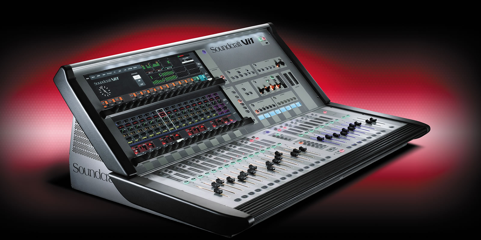 Table De Mixage Numérique Occasion Vi1 Soundcraft Professional Audio Mixers