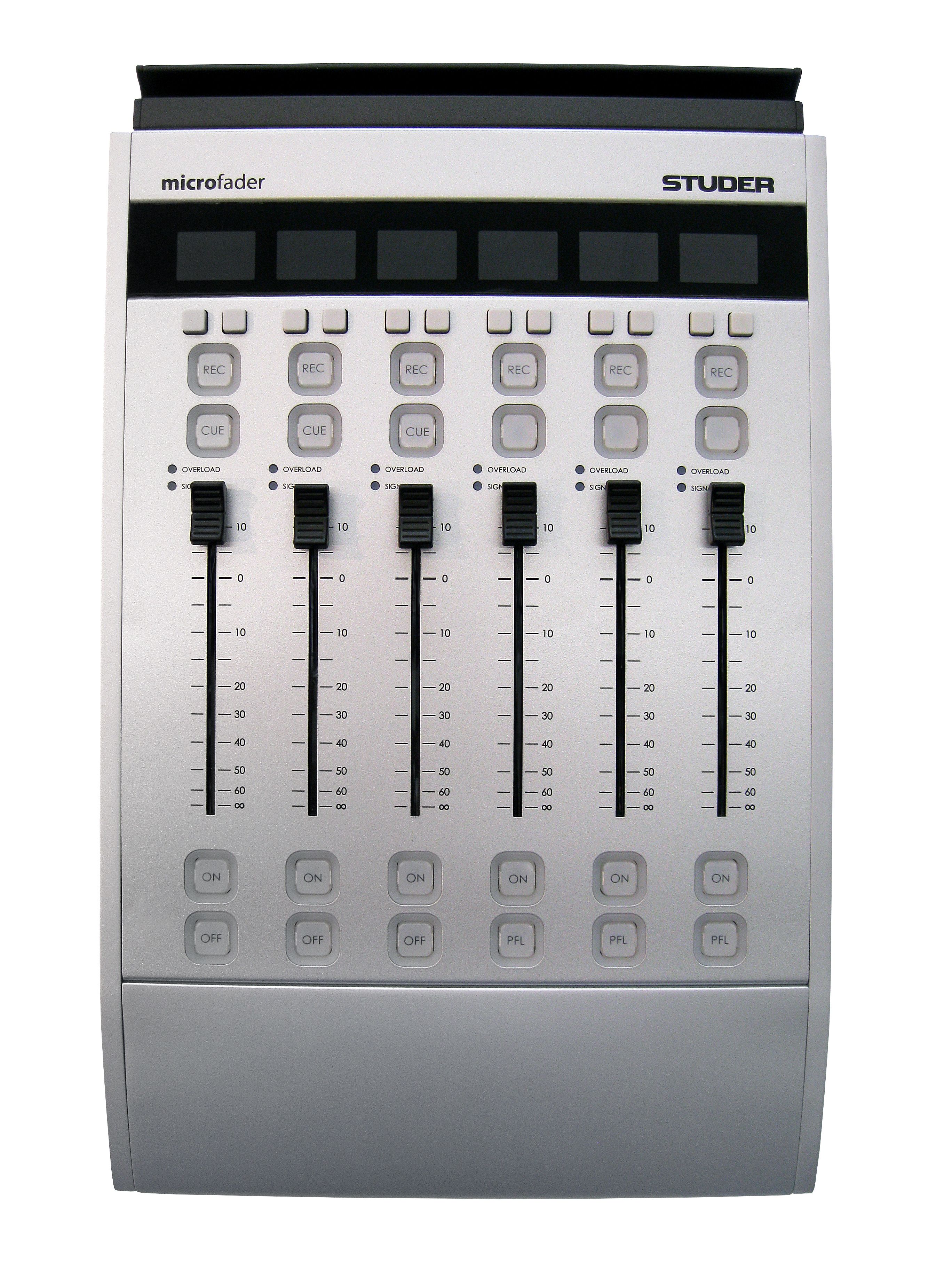 Table De Mixage Video Micro Series Studer Professional Mixing Consoles