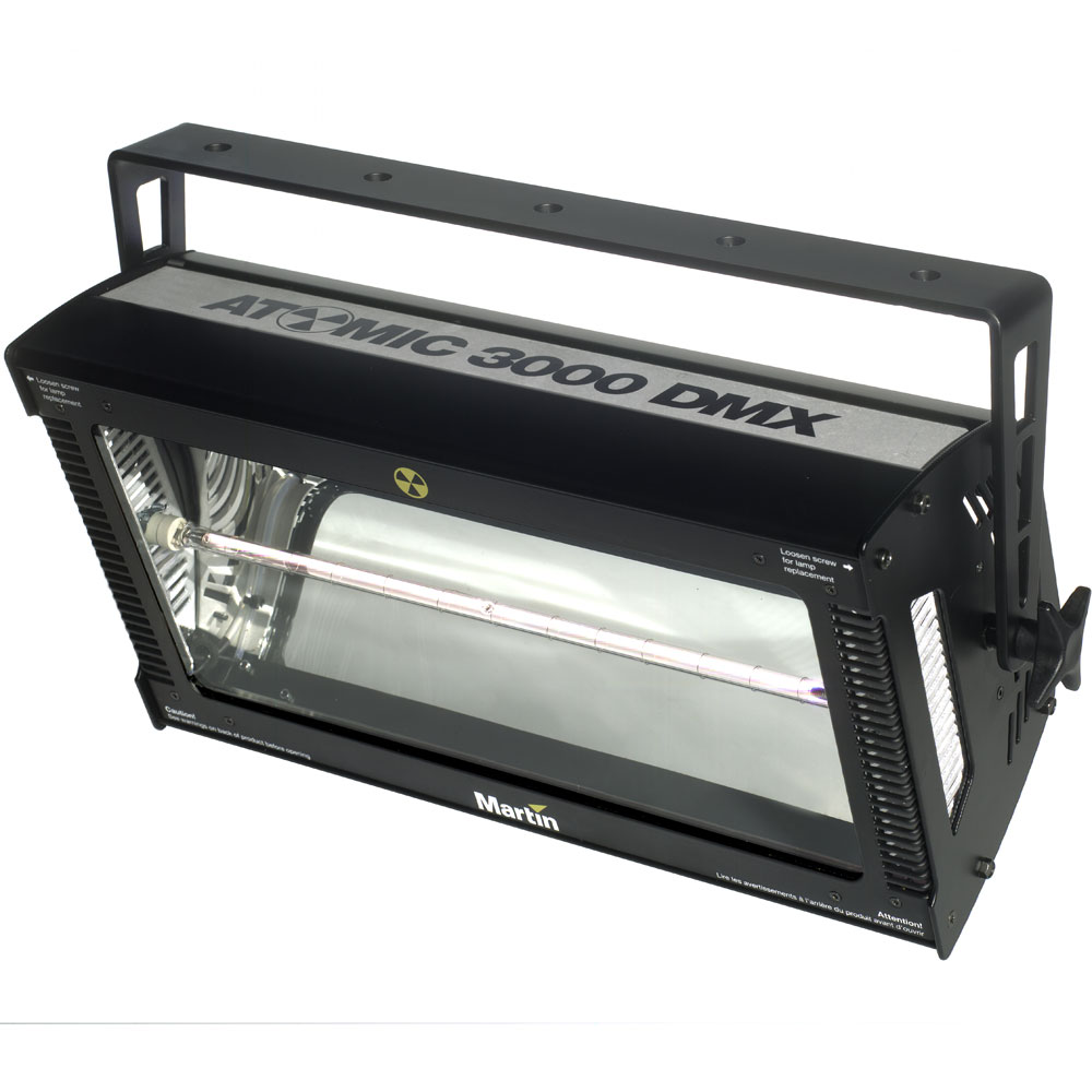 Martin Verlichting Atomic 3000 Dmx Martin Lighting