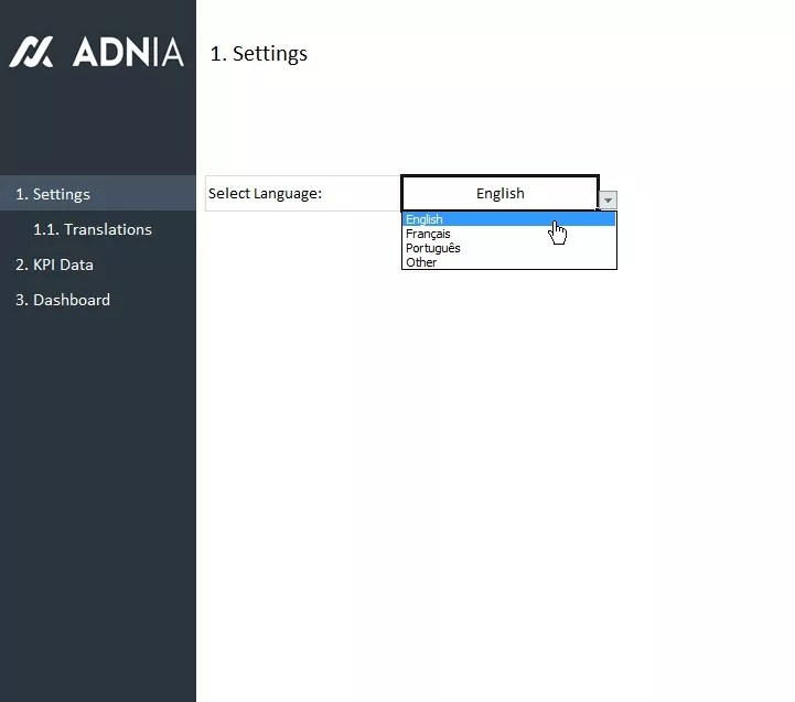 HR Recruitment Dashboard Template Adnia Solutions - hr dashboard template
