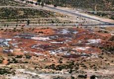 sao 16-06-011 pila de plomo escoria ex plata de geotecnica acceso sao