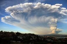 CHILE-VOLCANO-CALBUCO