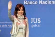 Presidente Cristina