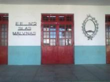 Escuela Malvinas