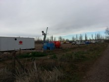 Pozo petrolero de Allen