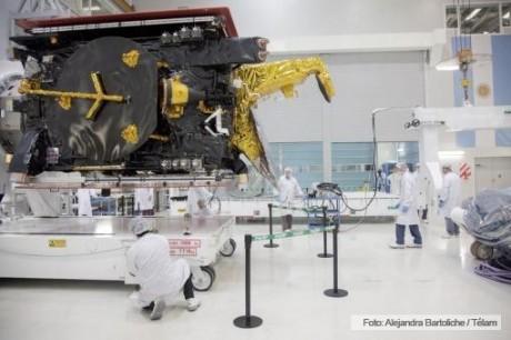 satelite INVAP