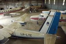 aviones de sapse