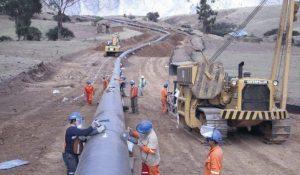 gasoducto cordillerano