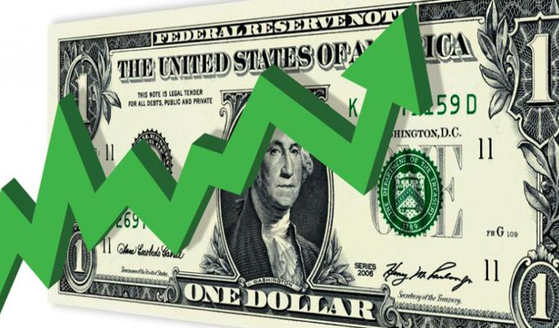 Dólar llega a 19 pesos en ventanillas bancarias (11:42 h)