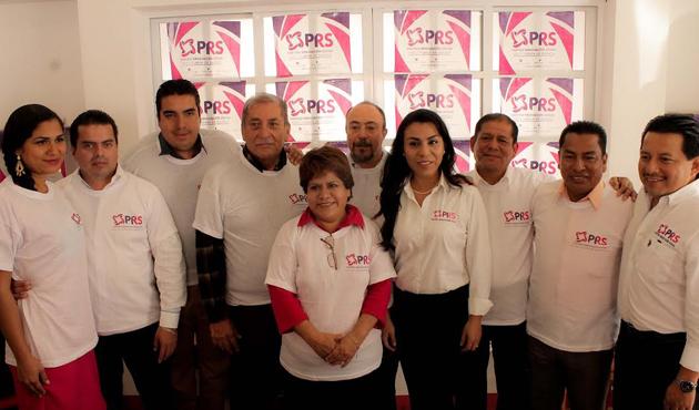 Se suman ex militantes del PES a Renovación Social (08:14 h)