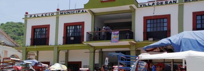 Se roban nómina del ayuntamiento de San Blas Atempa (19:08 h)