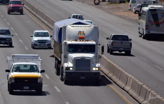 Las vías más peligrosas para transportistas son: Veracruz- Puebla- México y la México – Querétaro (18:00 h)