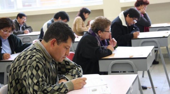 INEE dio a conocer normas de evaluación del desempeño del personal docente y directivos (17:00 h)