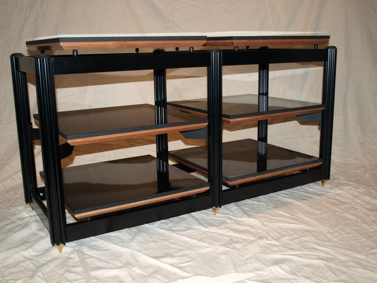 Hifi Rack Isolation Feet Adona Audio Racks