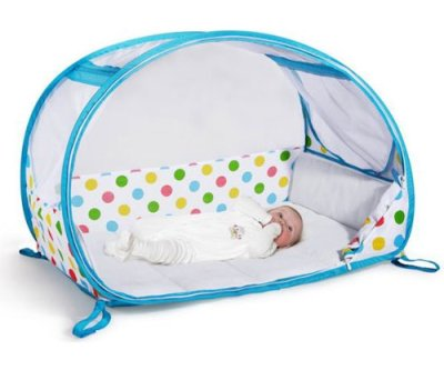 Koodi Pop Up Travel Bubble Cot