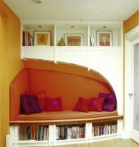 Create the coziest reading nook