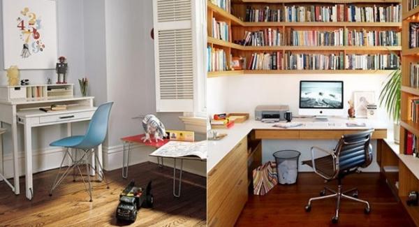 Home Office Design Ideas u2013 Adorable Home - home office design ideas