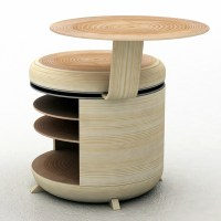 Tandem brings functional furniture to a higher level