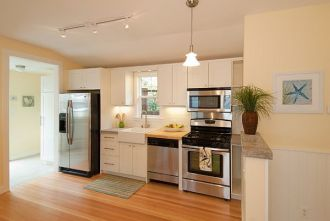 Small Basement Apartment Design Ideas