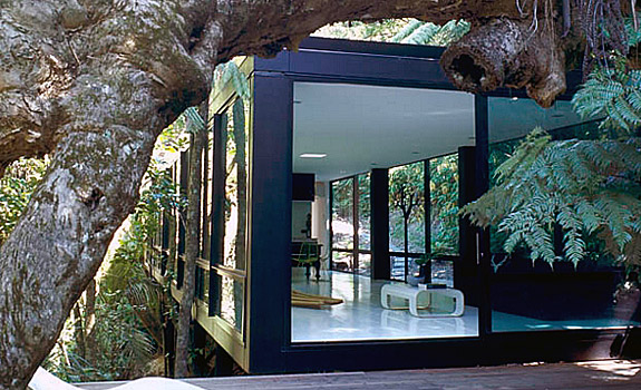 Small Bathroom Design Ideas Images The Glass House: A Retreat Into Nature – Adorable Home