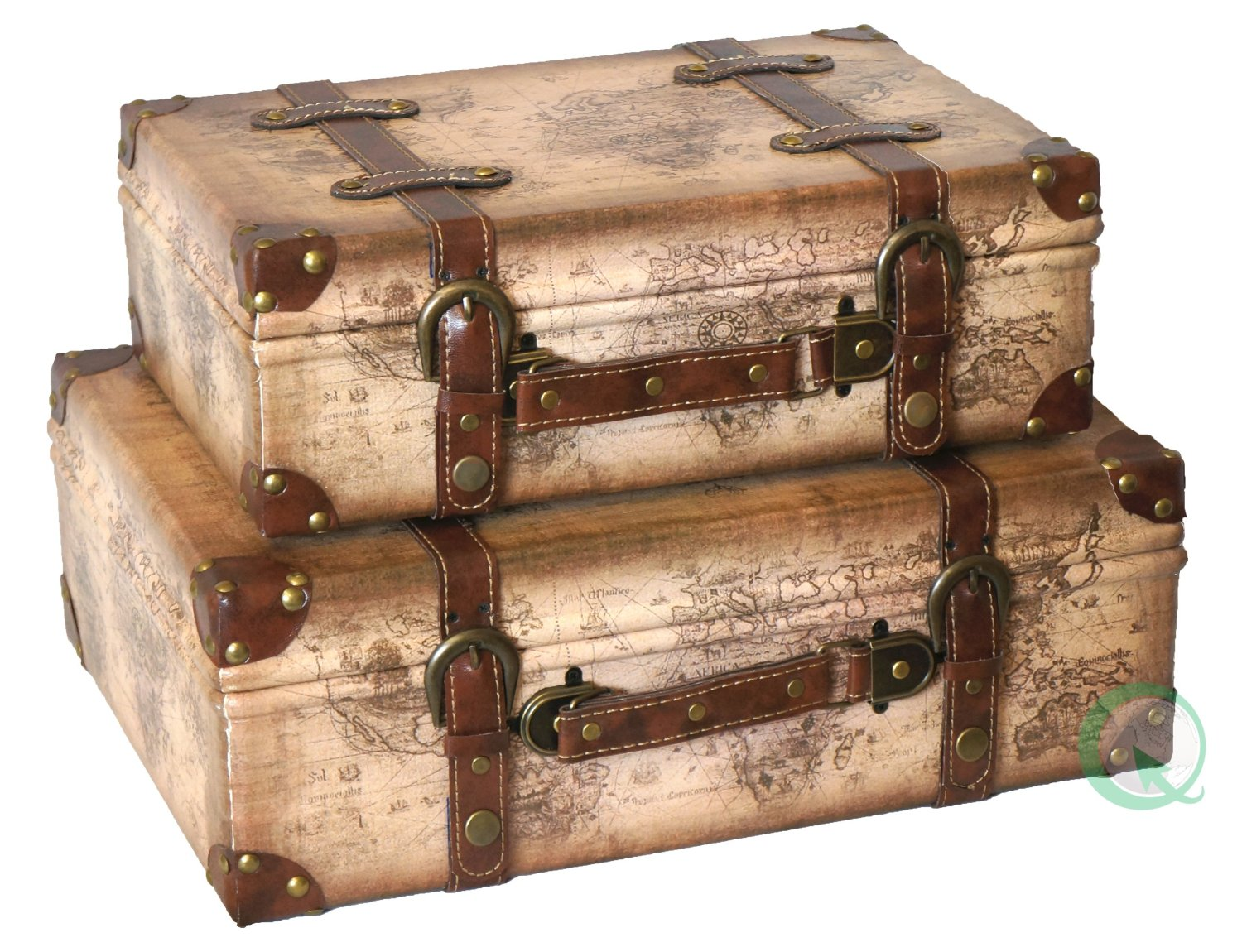 Vintage Decorative Suitcases Vintage Suitcases Adorable Home