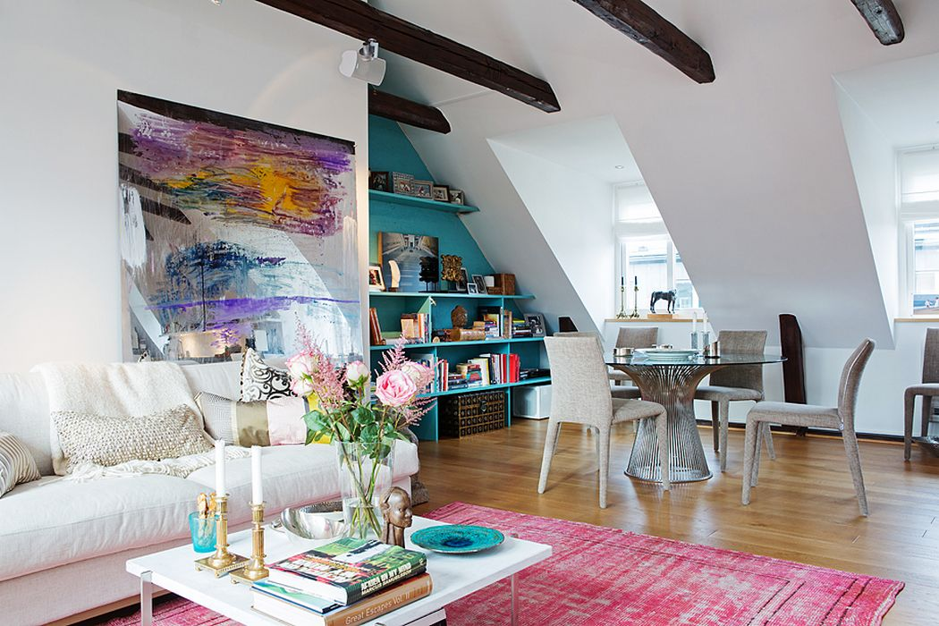 Wohnzimmer Ideen Dachgeschoss 39+ Attic Living Rooms That Really Are The Best - Adorable