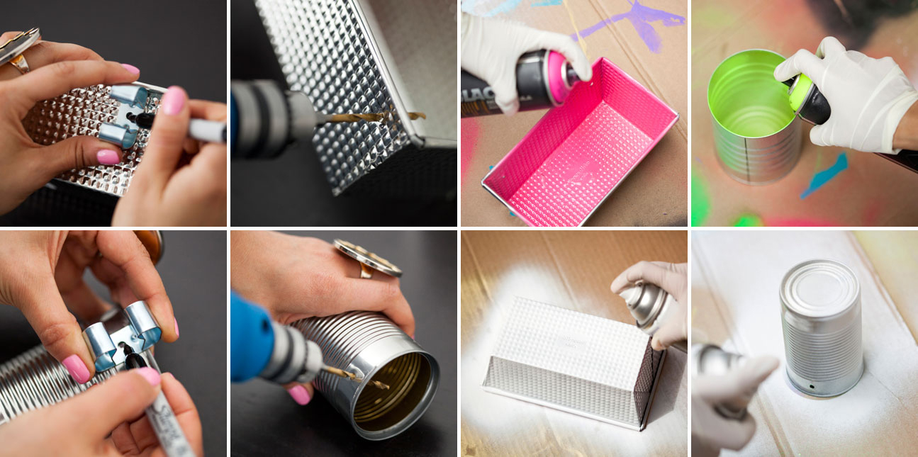 How To Make Desk Organizers