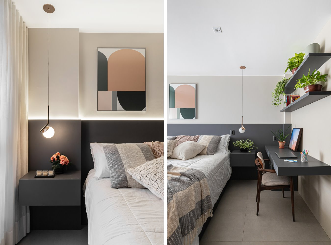 The Sympathy Apartment In Brazil A Modern Duplex Home Adorable Home