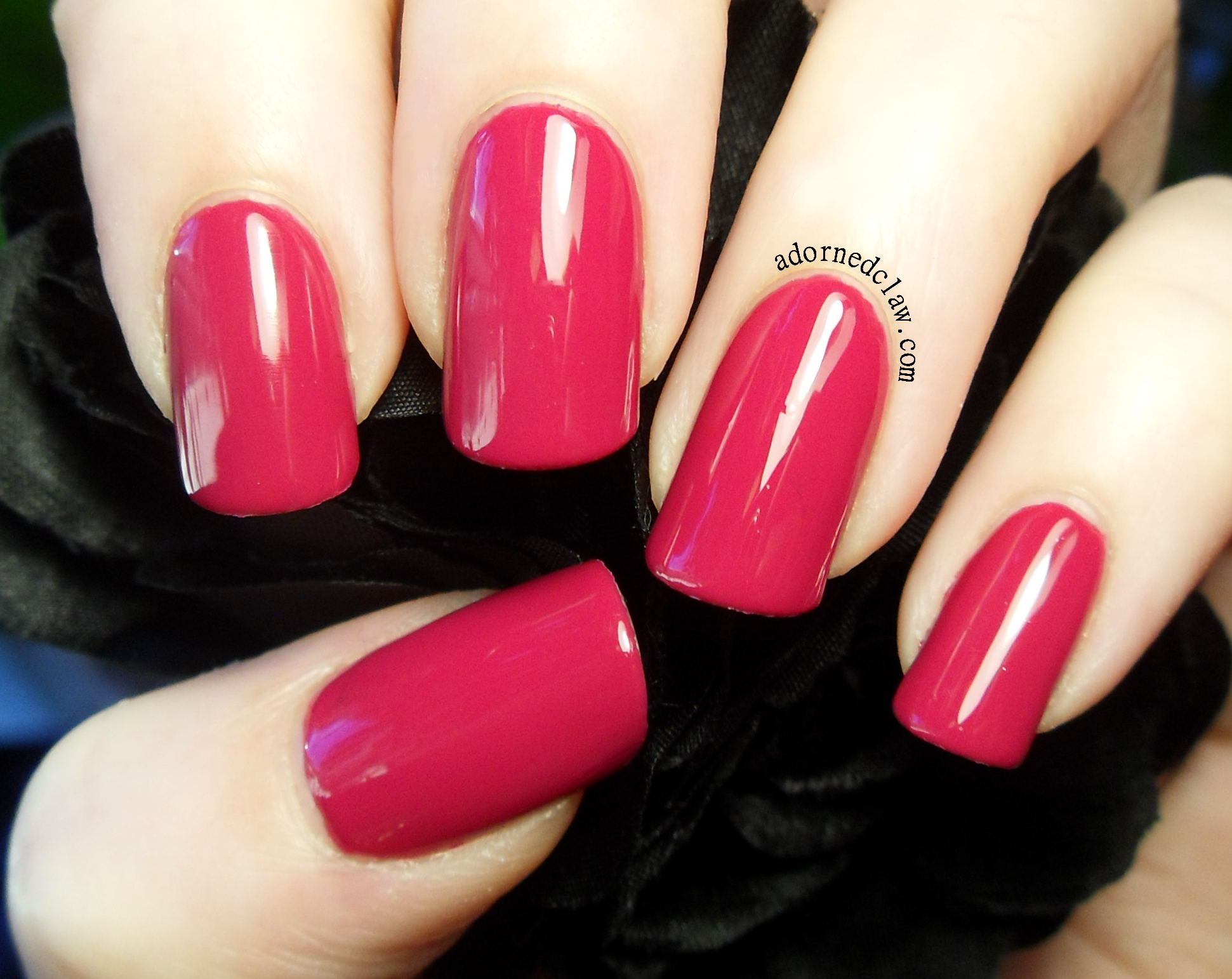 Real Nail Color Nail Polish From Japan The Adorned Claw