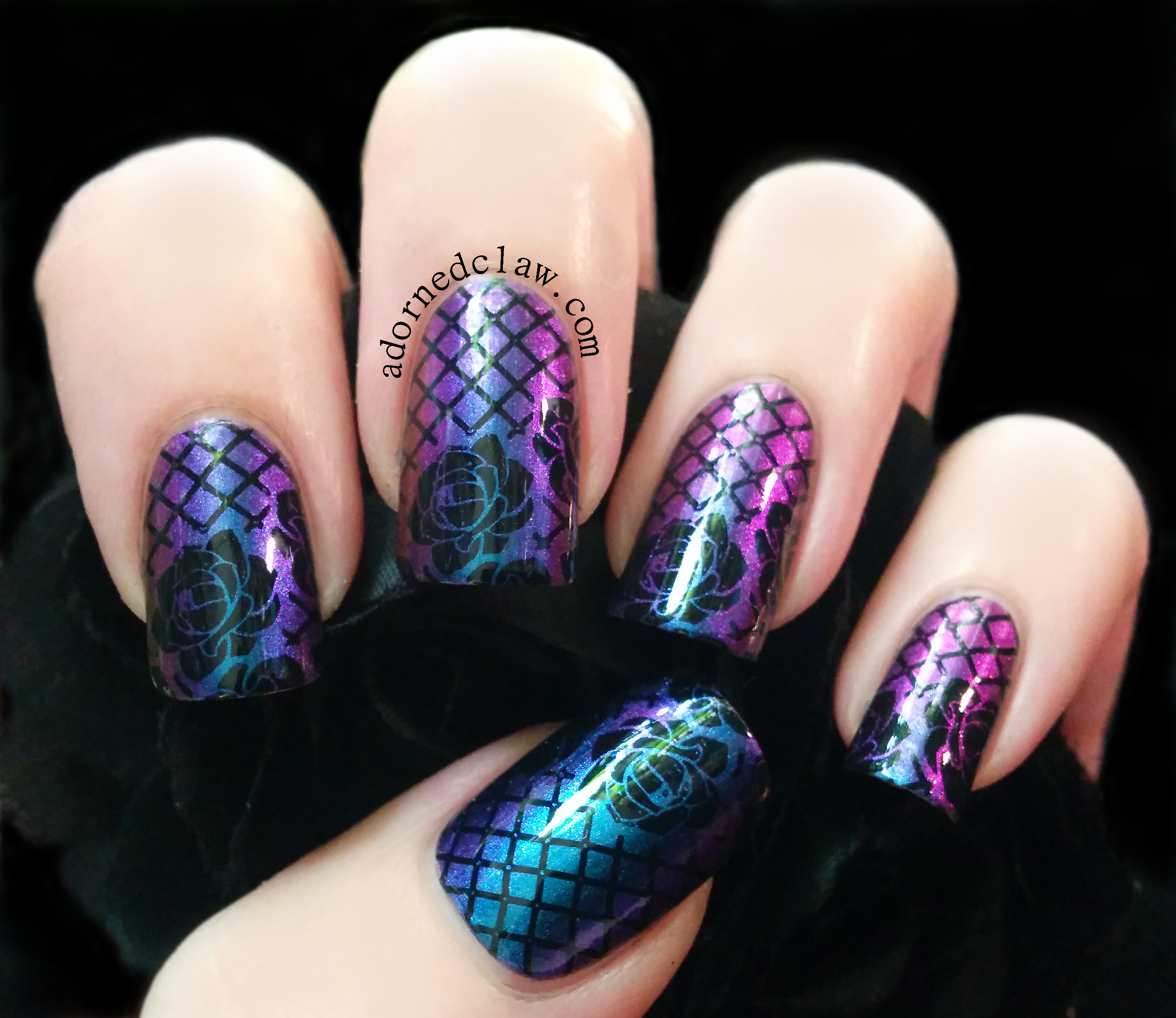 Ilnp Birefringence With Moyou Gothic 03 The Adorned Claw