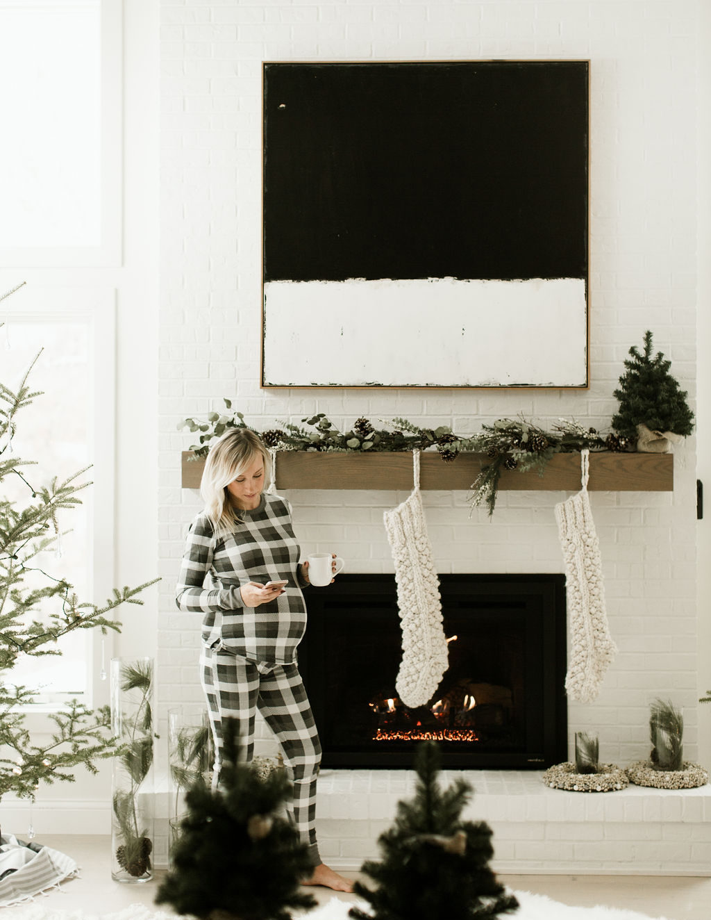 Gas Fireplace Tune Up Minneapolis A Minnesota Story Fireplace Transformation For The Holidays