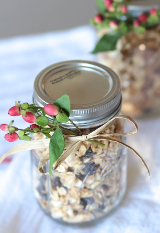 Easy Homemade Granola Recipe - Adorned With Love