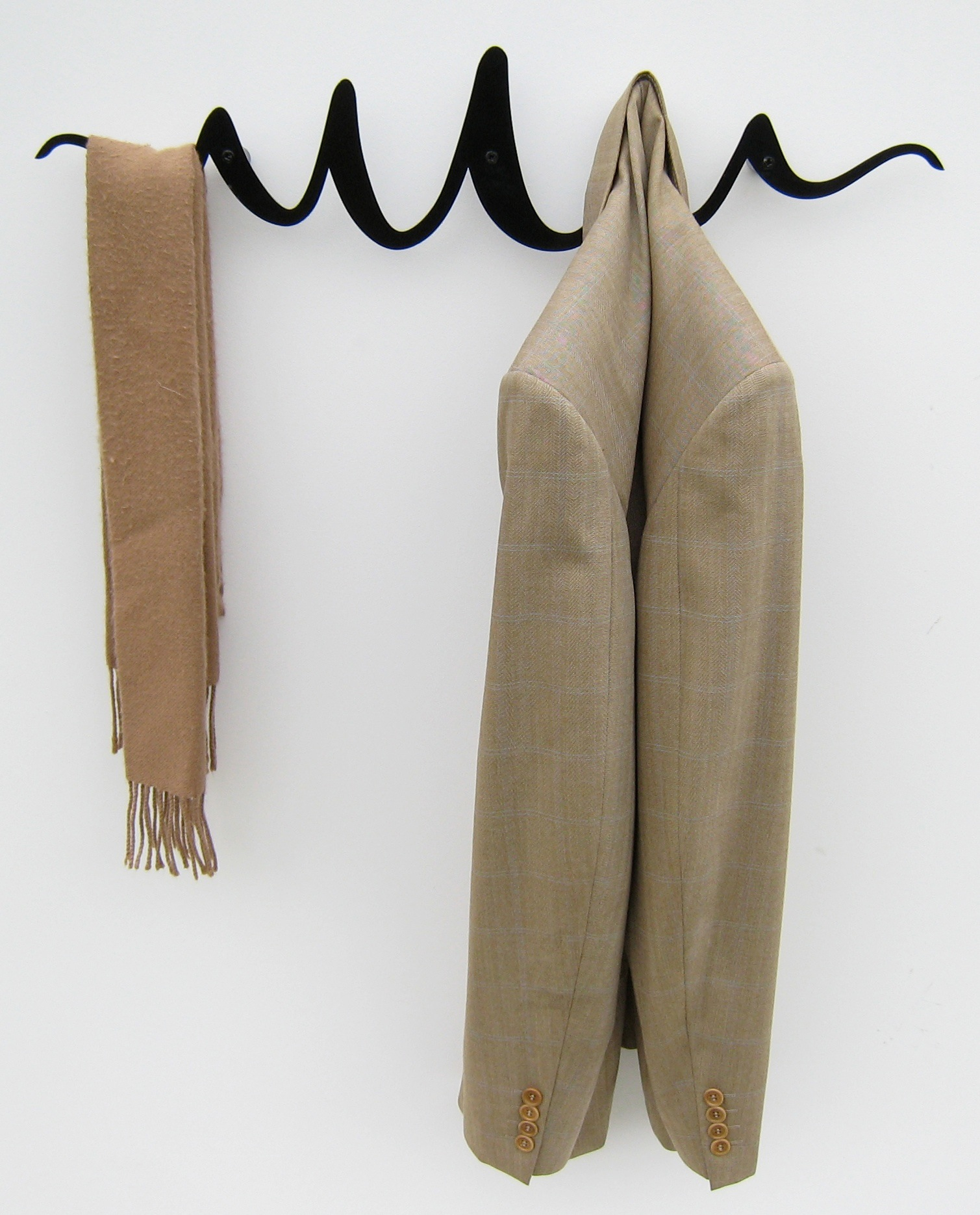 Hanger For Coats Coat Rack And Roll A Dose Of Simple