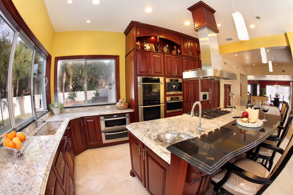 Matching Countertops With Cabinets Selecting Kitchen Countertops Cabinets And Flooring Adp